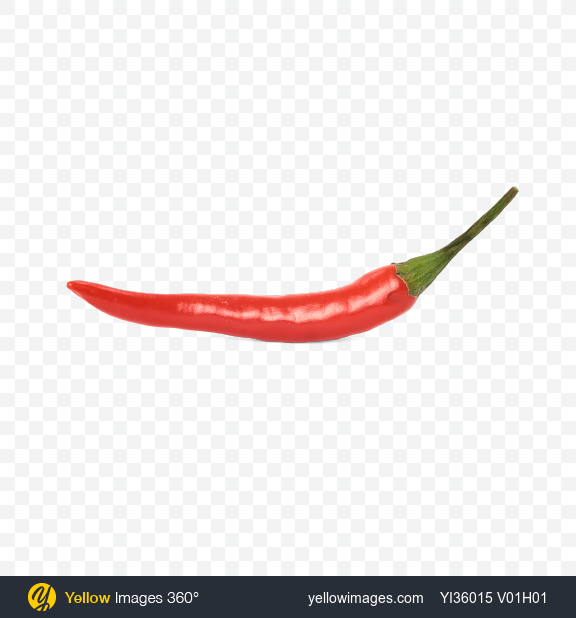 Download Red Chili Pepper Transparent PNG on YELLOW Images