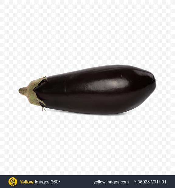 Download Eggplant Transparent PNG on Yellow Images 360°