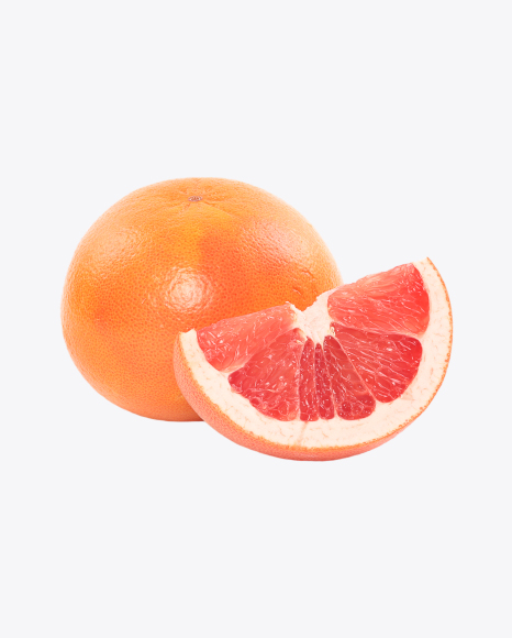 Grapefruit and Slice