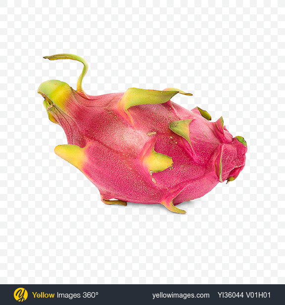 Download Pitahaya Fruit Transparent PNG on YELLOW Images