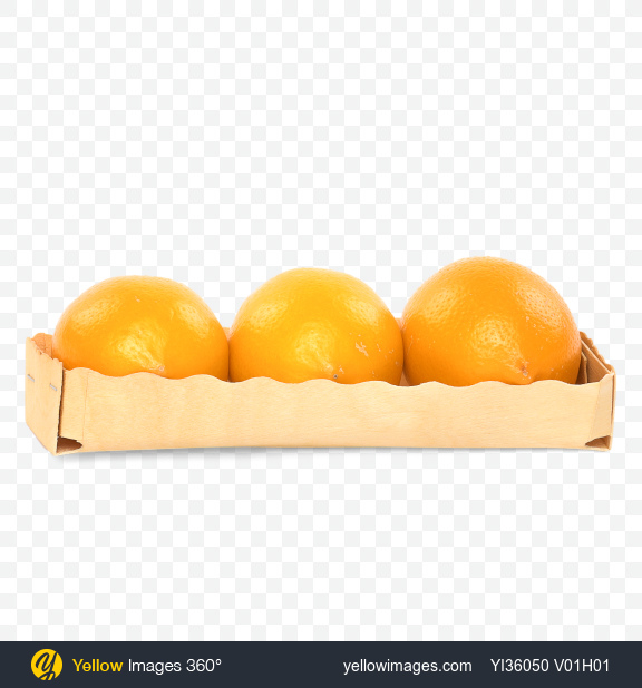 Download Orange Lemons in Basket Transparent PNG on Yellow Images 360°