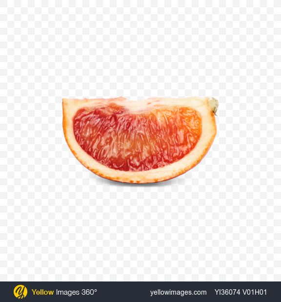 Download Red Orange Slice Transparent PNG on Yellow Images 360°