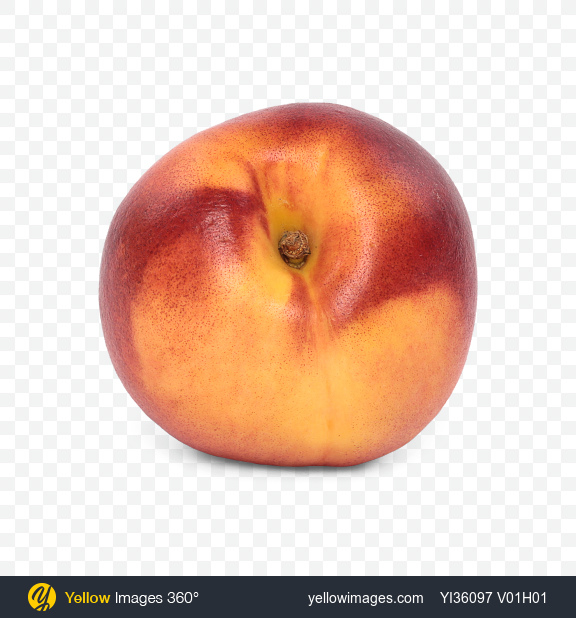 Download Nectarine Transparent PNG on Yellow Images 360°