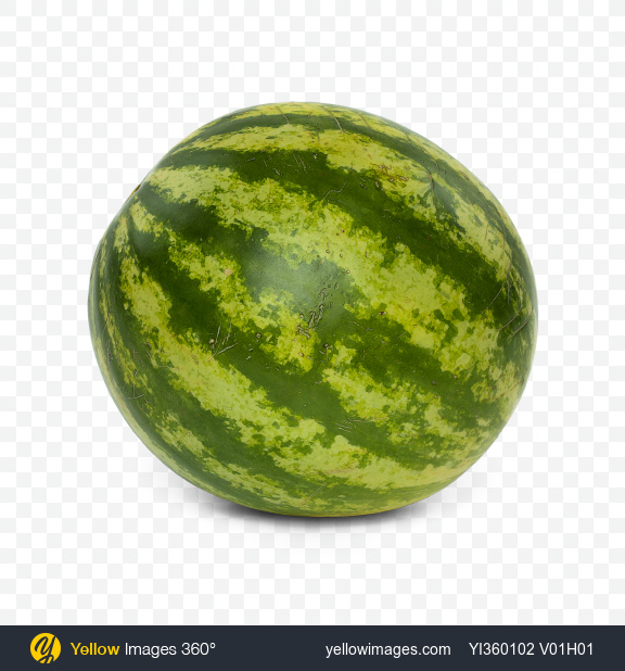 Download Watermelon Transparent PNG on Yellow Images 360°