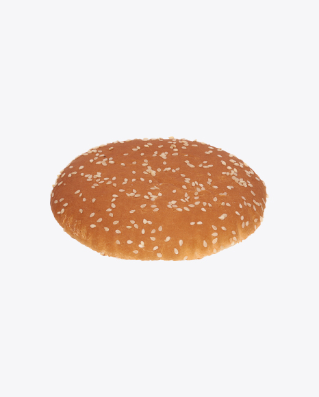 Burger Bun Top