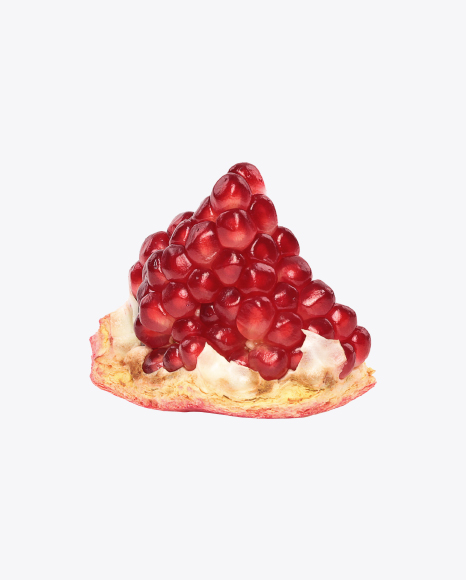 Pomegranate Piece