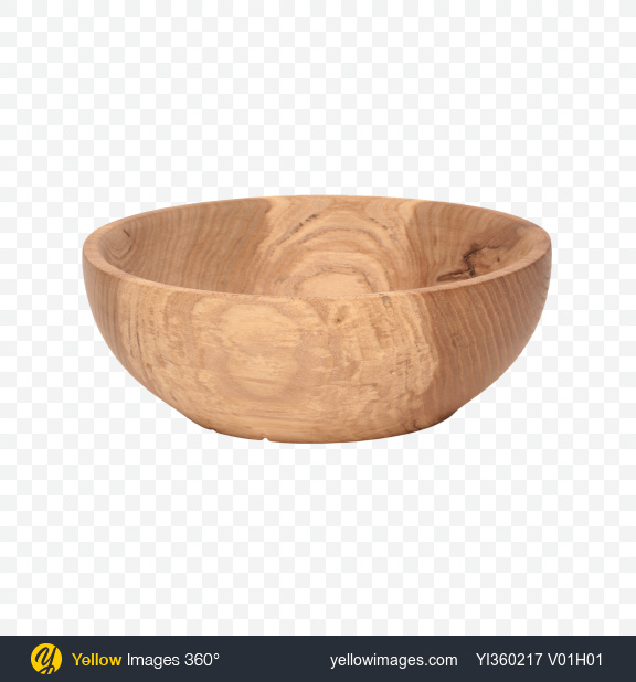 Download Wooden Bowl Transparent Png On Yellow Images 360