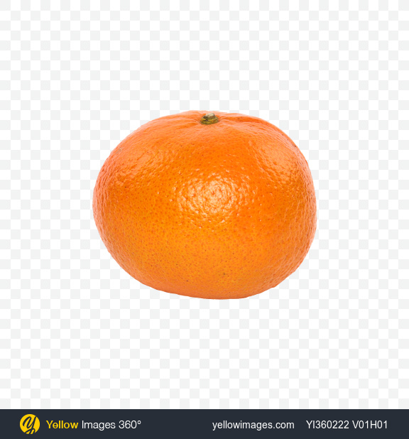 Download Tangerine Transparent PNG on Yellow Images 360°