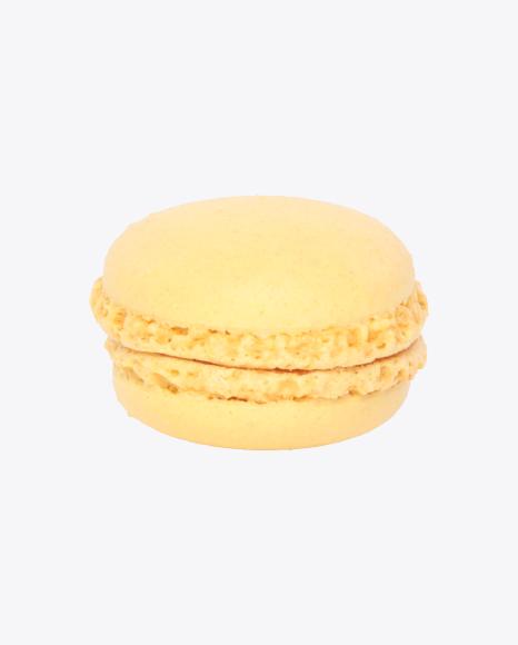Yellow Macaron