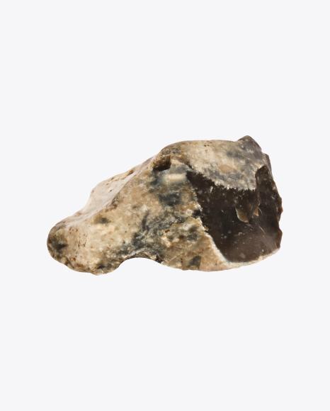 Beige Black Stone