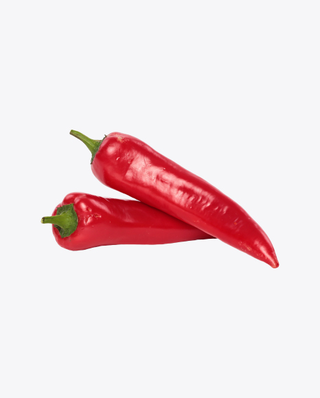 Two Ramiro Peppers