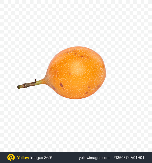 Download Granadilla Fruit Transparent PNG on Yellow Images 360°