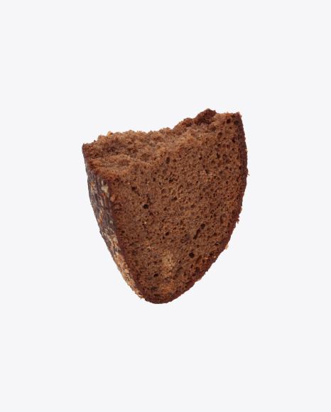 Piece of Rye Bread