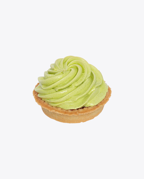 Tartlet with Pistachio Cream
