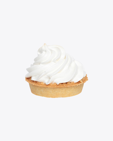 Tartlet with Vanilla Cream