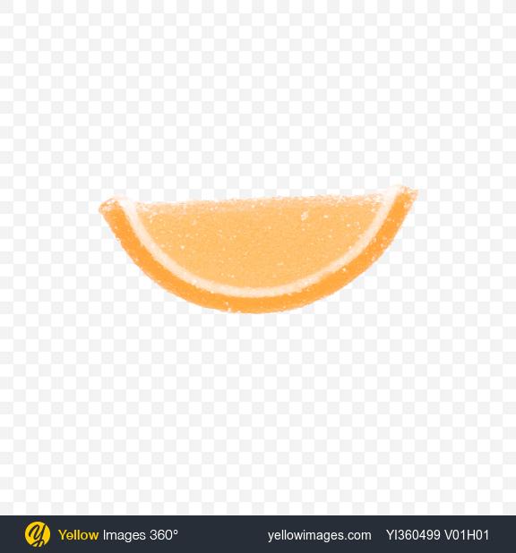 Orange Fruit Slices Pictures