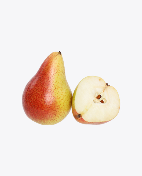 Forelle Pear and Half
