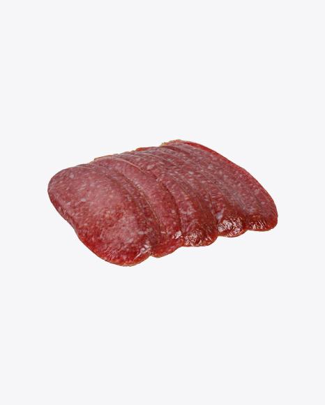 Salchichon Sausage Slices