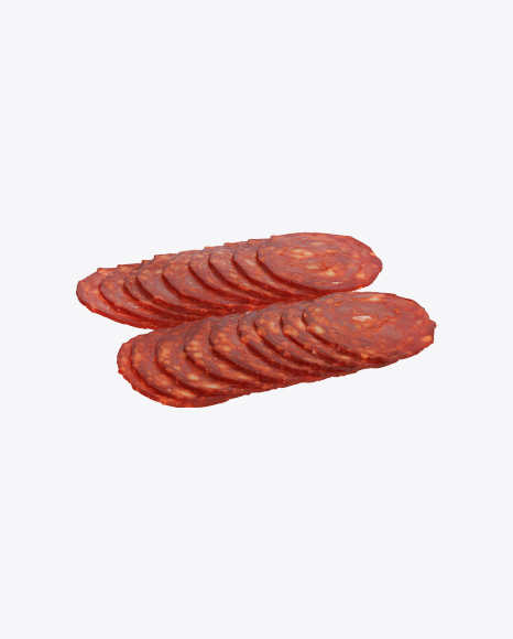 Chorizo Sausage Slices