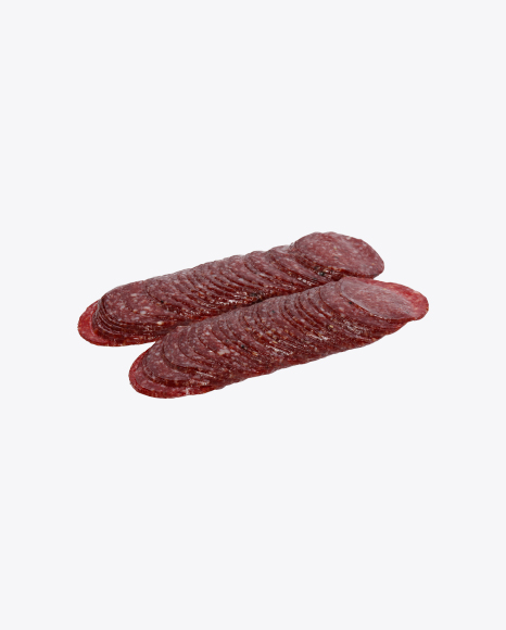 Halal Smoked Beef Sausage Slices