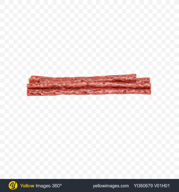 Download Meat Sticks Transparent PNG on Yellow Images 360°