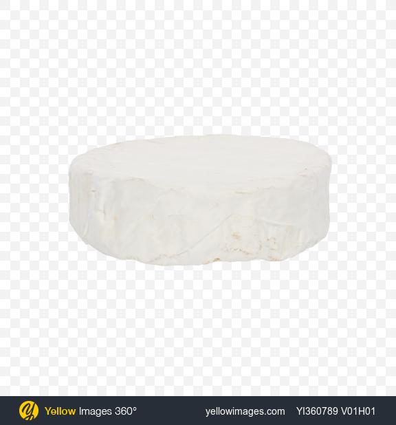 Download Camembert Cheese Transparent PNG on Yellow Images 360°