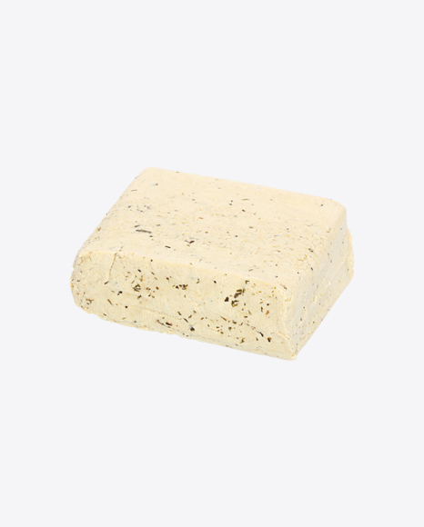 Block of Tofu Cheese with Herbs