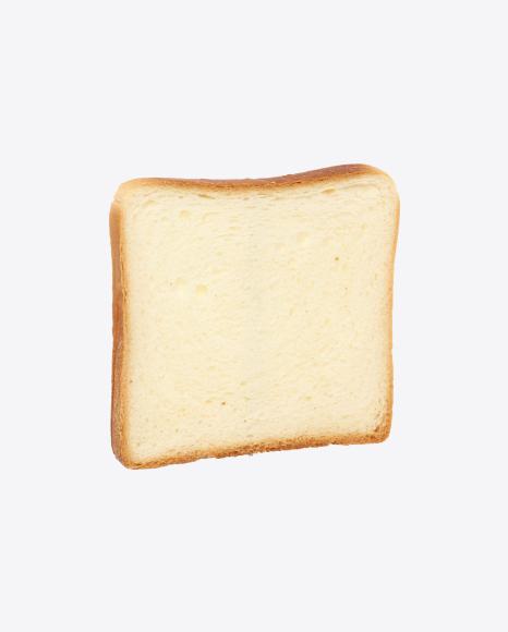 Slice of Wheat Sandwich Bread