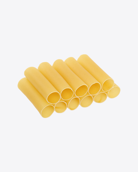 Bunch of Cannelloni Pasta