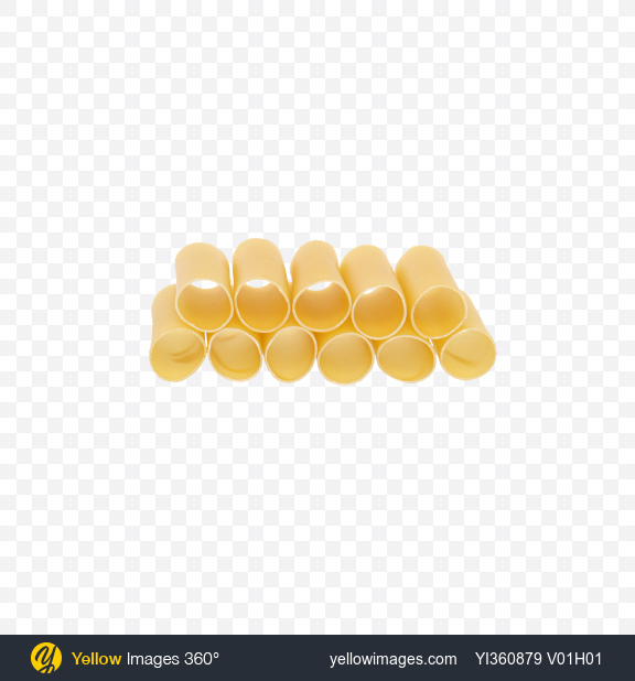 Download Bunch of Cannelloni Pasta Transparent PNG on YELLOW Images