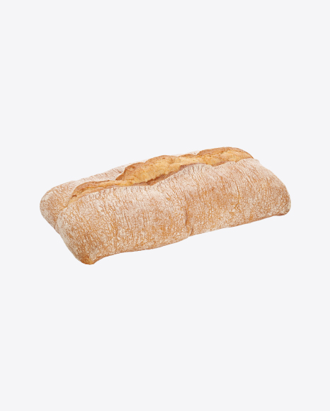 Ciabatta Bread Loaf