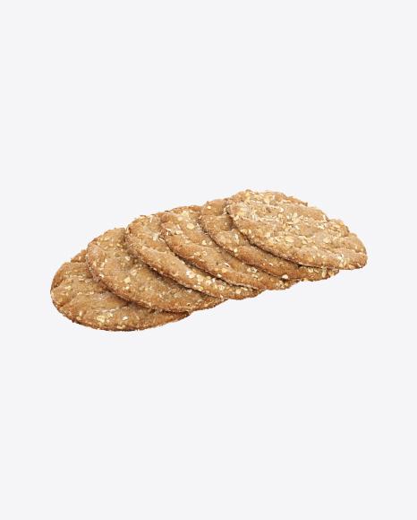 Multigrain Round Crispbread