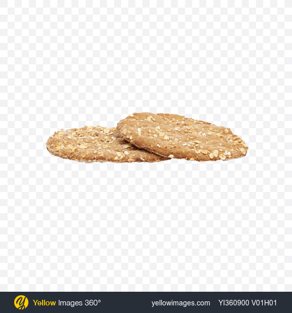 Download Two Multigrain Round Crispbread Transparent PNG on Yellow Images 360°