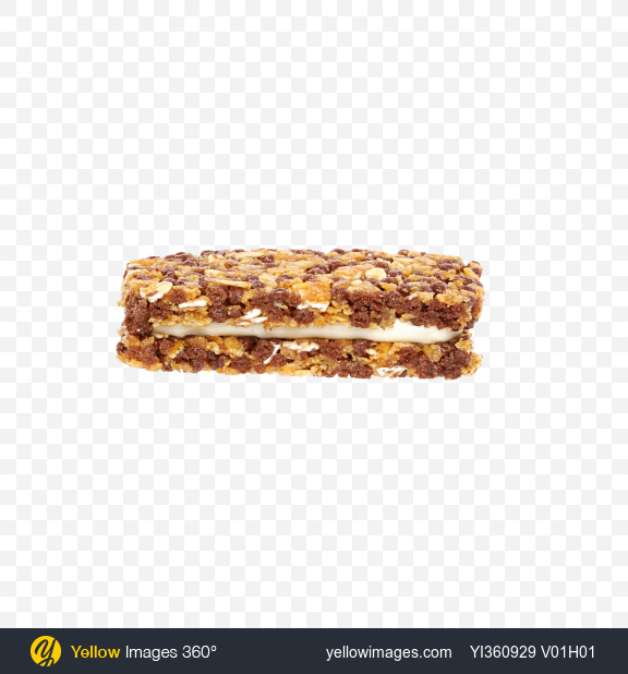 Download Milk and Honey Cereals Bar Transparent PNG on Yellow Images 360°
