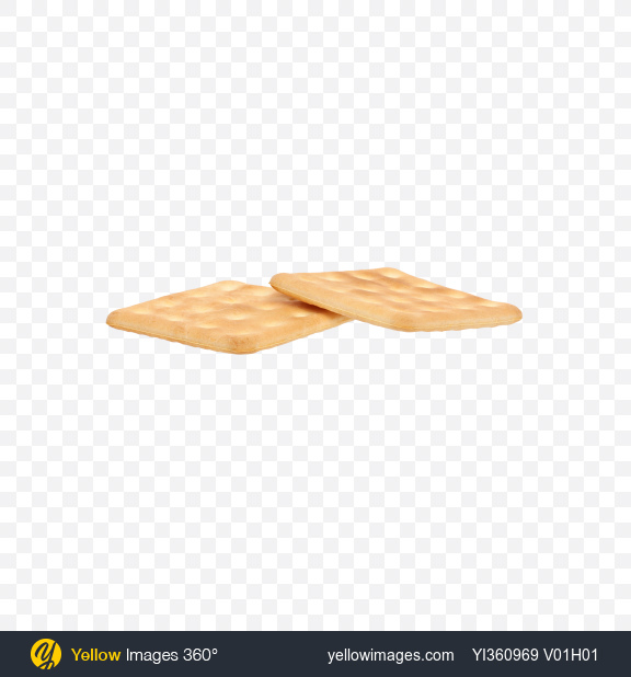 Download Two Hard Biscuits Transparent PNG on Yellow Images 360°