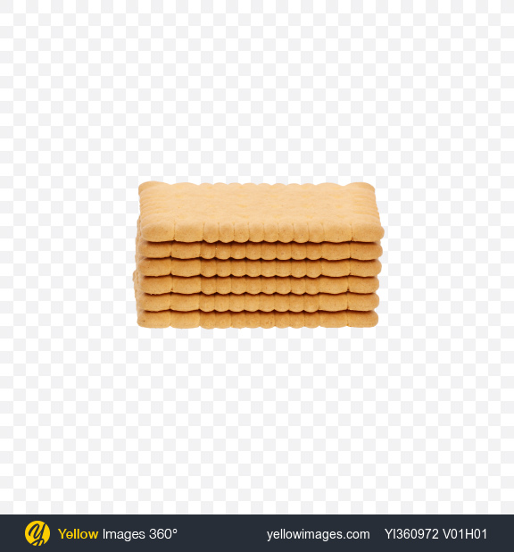 Download Stack of Cookies Transparent PNG on Yellow Images 360°