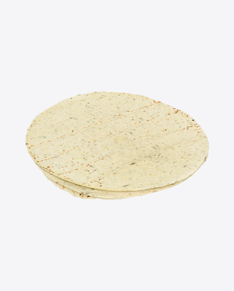 Wheat Tortillas with Spinach