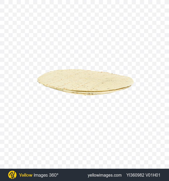 Download Wheat Tortillas with Spinach Transparent PNG on Yellow Images 360°