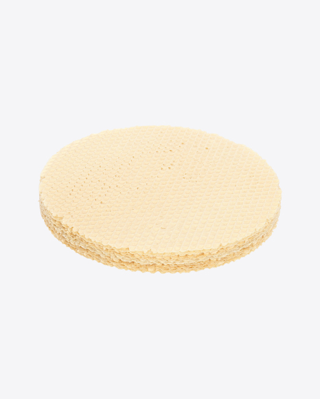 Round Wafer Sheets Stack