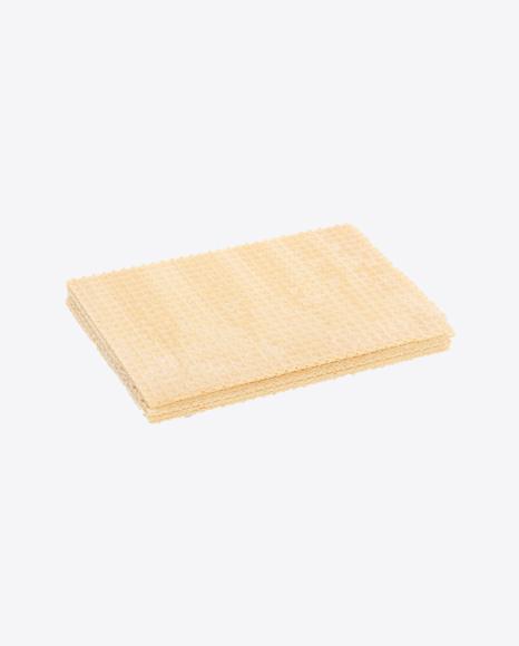 Wafer Sheets Stack