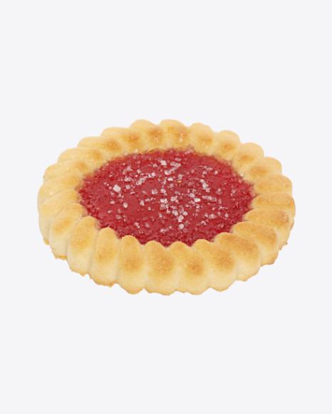 Cherry Marmalade Cookie