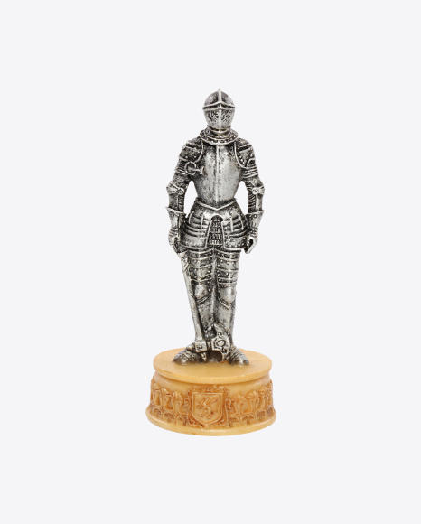 Chess Pawn Figure