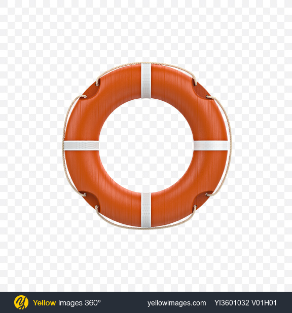 Download Lifebuoy Transparent PNG on Yellow Images 360°