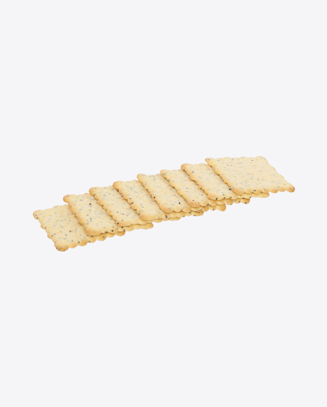 Crackers with Poppy Seeds