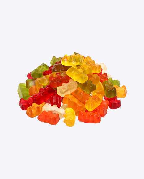 Bulk of Gummy Bears
