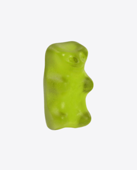 Green Gummy Bear