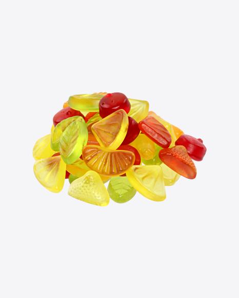 Gummy Fruits Bulk