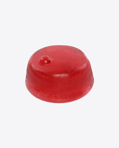 Red Gummy Candy