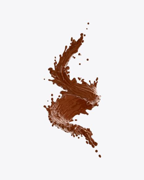 Twisted Chocolate Splash