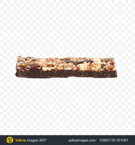 Download Chocolate Bar with Seeds and Popcorn Transparent PNG on Yellow Images 360°
